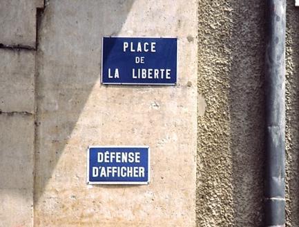 Place de la liberté