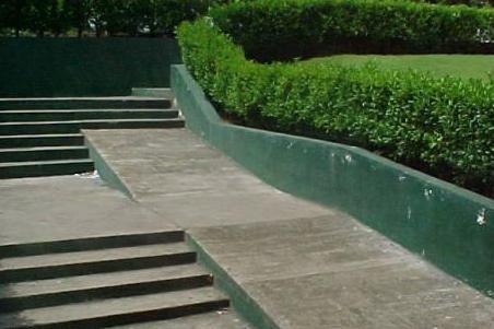 acces handicapes et escalier