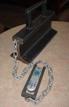 Anti-vol telecommande