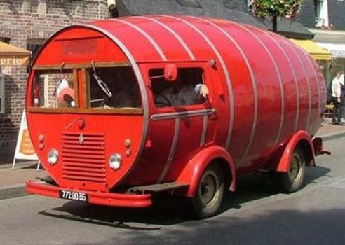 camion tonneau