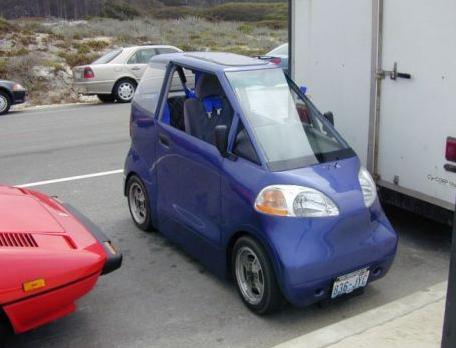 Mini voiture une place