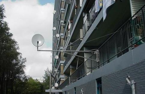 parabole immeuble