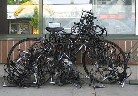 Paranoïa et anti-vol de vélo