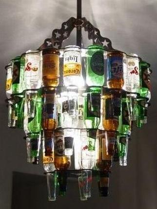 Lustre en bieres
