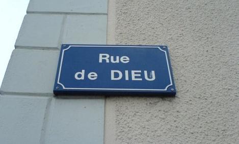 rue de Dieu