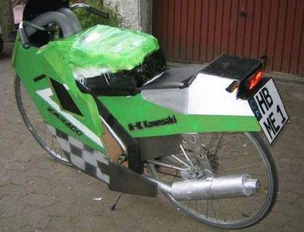 il revait d une moto