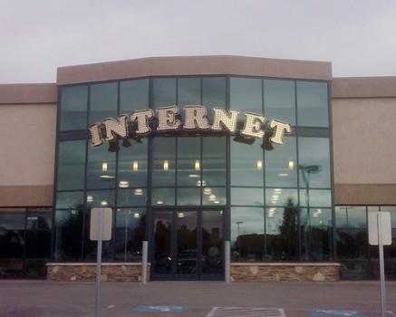internet au bureau