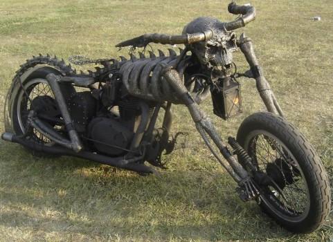 moto de la mort