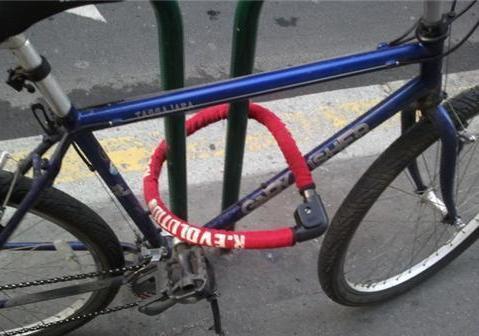 antivol vélo pas efficace