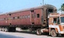 camion train