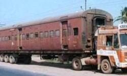 camion train