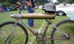 Ce vélo est une bombe