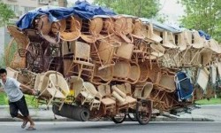 Comment transporter des chaises