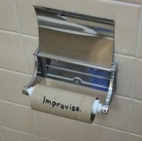 Il faut improviser