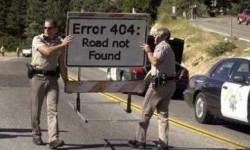 Drôle d'image 404
