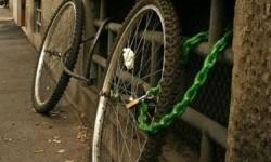 Voleur de cadre de vélo