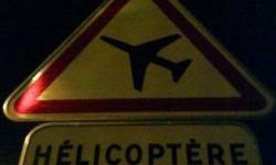 un avion ou un hélicoptère
