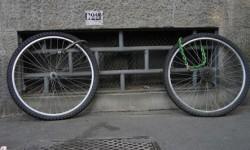 Vol de vélo, attacher le cadre !