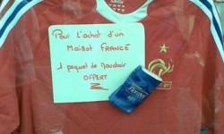 Coupe du monde 2014, Allez les bleus !