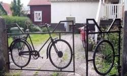 Le vélo portail