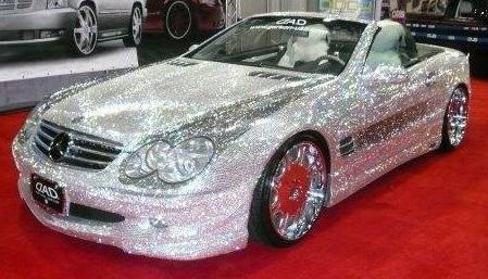 Mercedes Bling-Bling