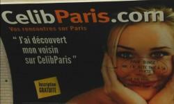 Blonde et célibataire à Paris