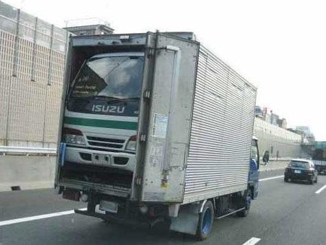 transport-d-un-camion-dans-un-camion