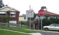 Bloquer a un stop