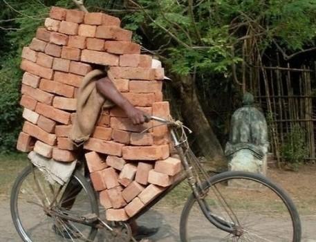 transporteur de briques
