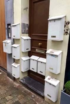 Peur de ne pas recevoir le courrier ?