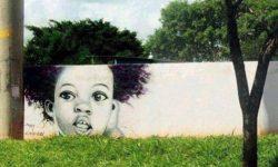 street art chevelu